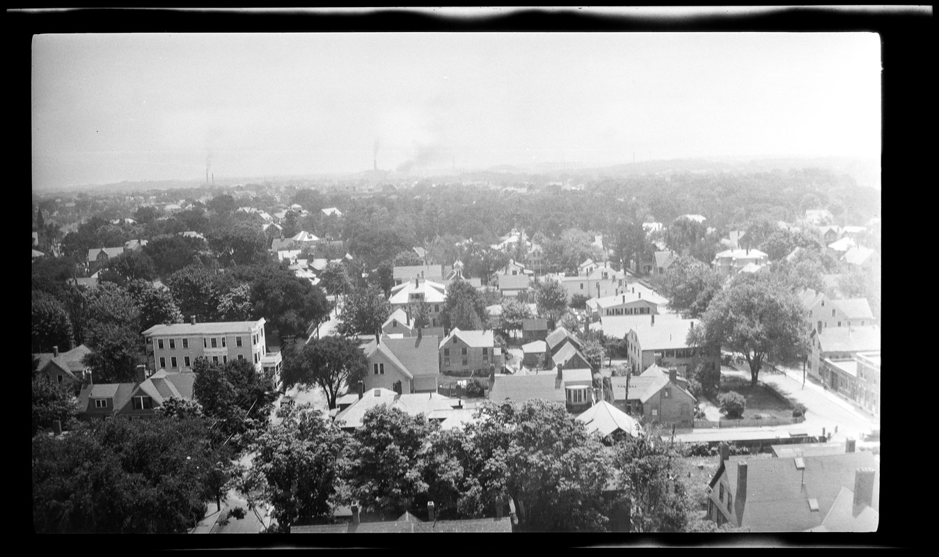 1929 View from Granite Trust - Sly