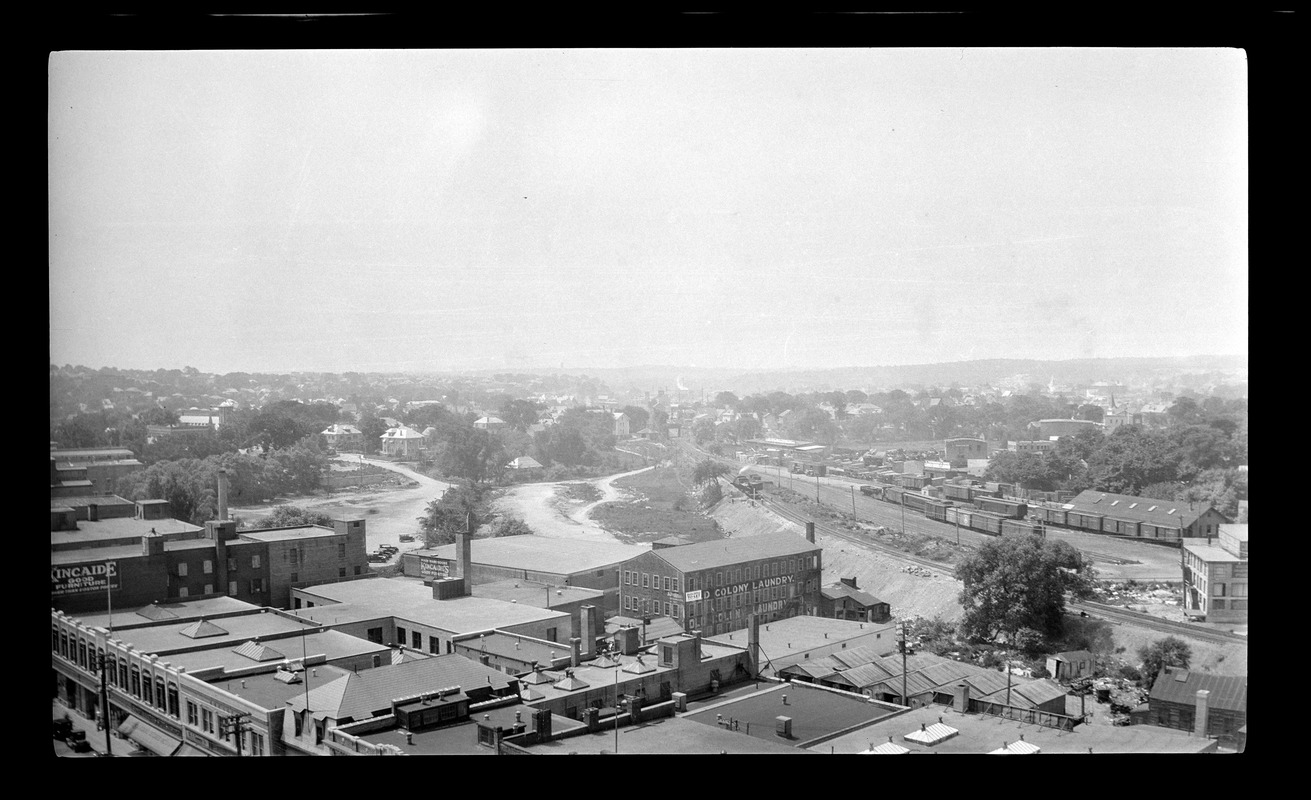 1929 View from Granite Trust - SW