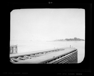 Germantown Point from Quincy Pt. Weymouth Fore River