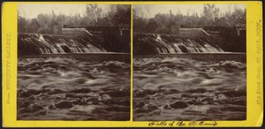 Dalles of the St. Croix River. Falls of the St. Croix