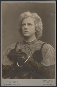Allen C. Hinckley as the Cardinal in the Opera of the Jewess