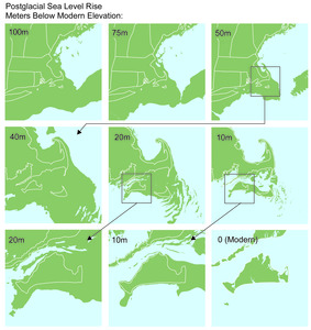 Sea Level Rise in New England