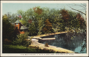 The Boathouse, Y.M.C.A. College, Springfield, Mass.
