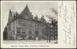 Boston Young Men's Christian Association