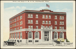 Charlestown, Mass. Army and Navy Y.M.C.A.