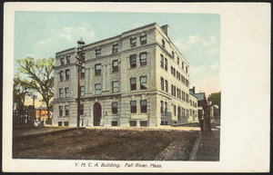 Y.M.C.A. building. Fall River, Mass.