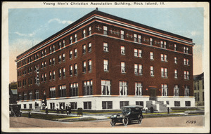 Young Men's Christian Association building, Rock Island, Ill.