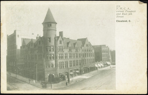 Y.M.C.A. corner Prospect and East 9th Street Cleveland, O.
