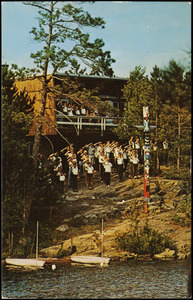 Cleveland YMCA. North Woods Camp. Temagami, Ontario
