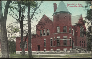 Association bldg., Westerville, Ohio