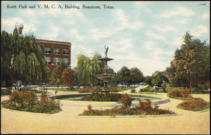 Keith Park and Y.M.C.A. building, Beaumont, Texas