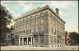 Young Men's Christian Association building, Harrisburg, Pa.