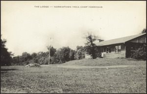 The lodge - Norristown YMCA Camp Yomechas