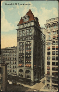Central Y.M.C.A., Chicago