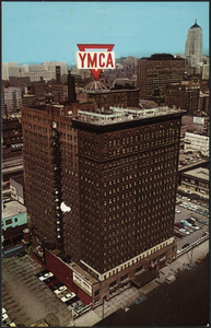 Chicago's YMCA Hotel. 826 South Wabash Avenue