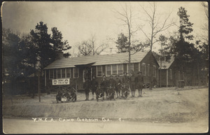 Y.M.C.A. Camp Gordon, Ga.