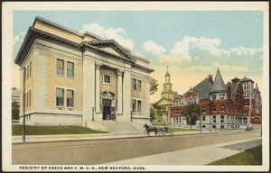 Registry of Deeds and Y.M.C.A., New Bedford, Mass.