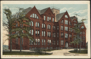 Y.M.C.A. Training School, Springfield, Mass.