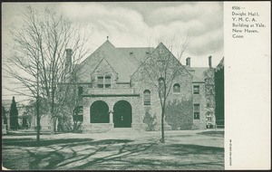 Dwight Hall, Y.M.C.A. building at Yale, New Haven, Conn.