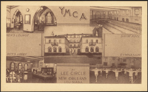YMCA at Lee Circle New Orleans Louisiana
