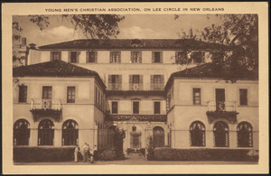 Young Men's Christian Association, on Lee Circle in New Orleans