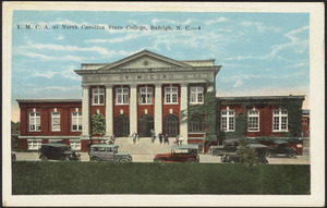 Y.M.C.A. at North Carolina State College, Raleigh, N. C.