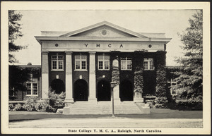 Raleigh, North Carolina, State College Y.M.C.A.