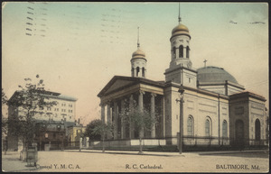 Central Y.M.C.A. R.C. Cathedral, Baltimore, MD