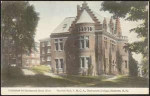 Bartlett Hall, Y.M.C.A., Dartmouth College, Hanover, N.H.