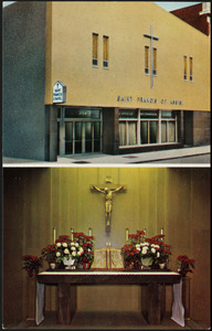 St. Francis of Assisi Chapel and Information Center