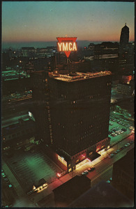 Chicago's YMCA Hotel, 826 South Wabash Avenue