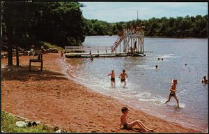 The Akron YMCA Boy's Camp