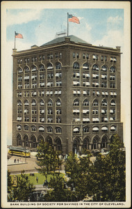 Bank building of Society for Savings in the City of Cleveland