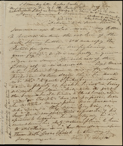 Letter from Caroline Weston to Maria Weston Chapman and Emma Forbes Weston, Oct. 1845