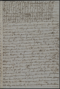 Letter from Mary Anne Estlin, Part St[reet], Bristol, [England], to Emma Forbes Weston, Aug. 28th, 1850