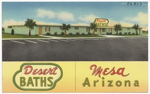 Desert Baths, Mesa, Arizona