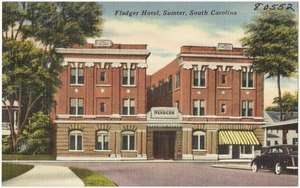 Fladger Hotel, Sumter, South Carolina