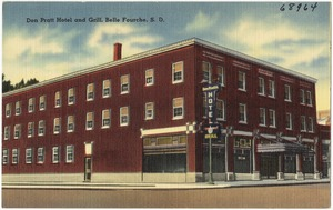 Don Pratt Hotel and Grill, Belle Fourche, S. D.