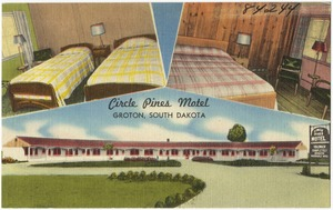 Circle Pines Motel, Groton, South Dakota