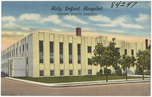 Holy Infant Hospital, Hoven, South Dakota
