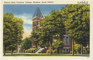 Eastern State Teachers' College, Madison, South Dakota