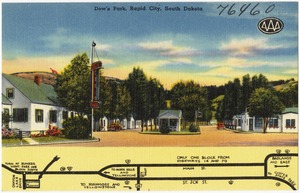 Dow's Park, Rapid City, South Dakota