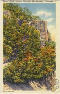Roper's Rock, Lookout Mountain, Chattanooga, Tennessee
