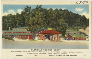 Glendale Tourist Court