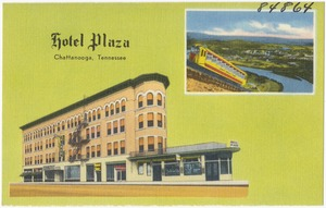 Hotel Plaza, Chattanooga, Tennessee