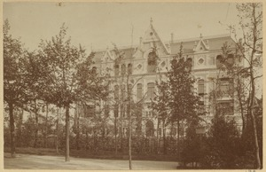 Amsterdam Institution School Building