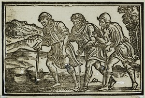Blind Leading the Blind, Luigi Groto, 1535 (Version 2)