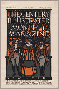 The century illustrated monthly magazine, New Year's