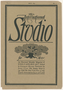 The international studio for May, May 1897