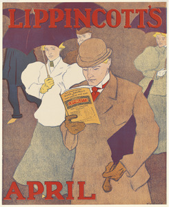 Lippincott's April